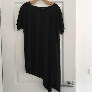 Elegant Cos Black Dress