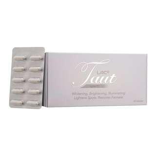 LAC Taut® White (60 Capsules) GNC Singapore whitening series