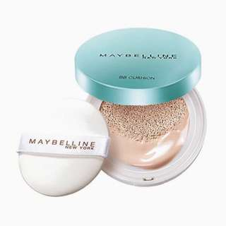 Maybelline Super BB Cushion Fresh Matte in the shade Light