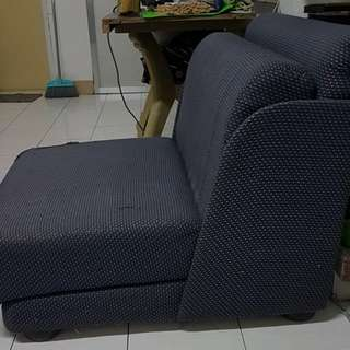 Sofa bed (low)