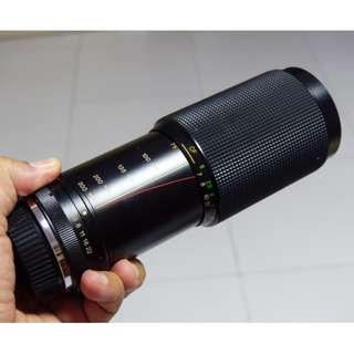 Vivitar 75-300mm F5.6