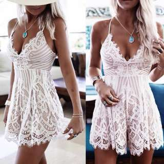 Playsuit Size 8 10