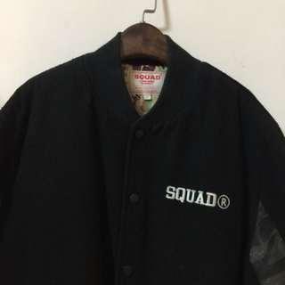 🚚 Squad 棒球外套 L號