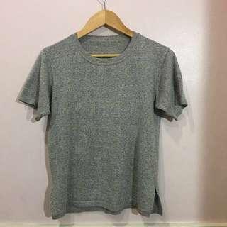 Gray Soft Tshirt