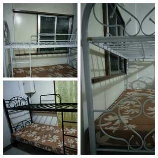 male bedspace near mrt cubao