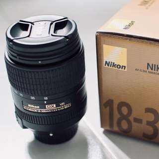 Nikkor 18-300mm f3.5-6.3G
