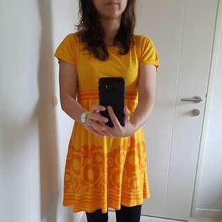 Preloved original mango dress