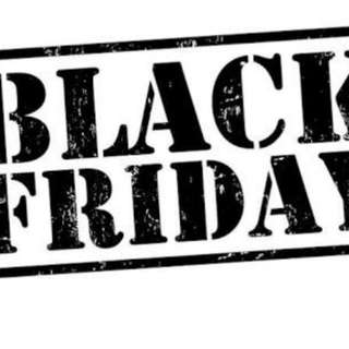 Everything will be 10% off this friday !!