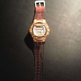 Pink Baby G-Shock Watch