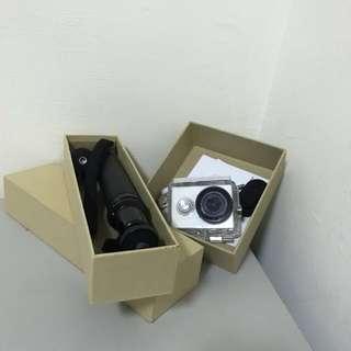 🚚 小蟻運動相機第一代