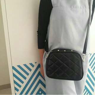 Slingbag black