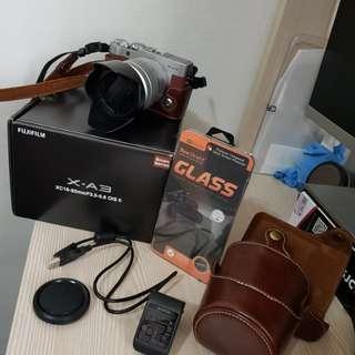 Digital Camera FUJIFILM XA-3 WITH LENS