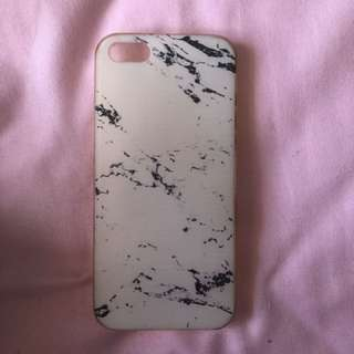 Marble iPhone 5-5s case