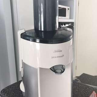 sunbeam juice stream je5200