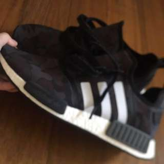 fake bape nmd