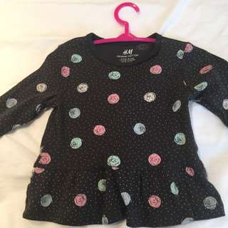 H&M Baby Blouse