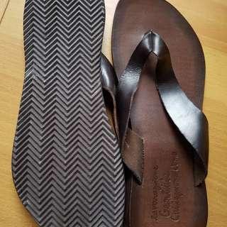 Collezione Men's Leather Sandals