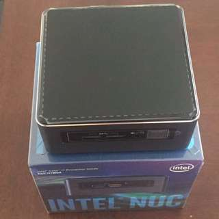 [SOLD OUT, ON ORDER] Intel® NUC Kit NUC7i7BNH 8GB DDR4, 250GB m.2 SSD, WIN10 PRO