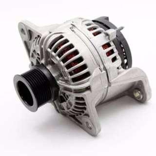 Repair of Starter Motor & Alternator