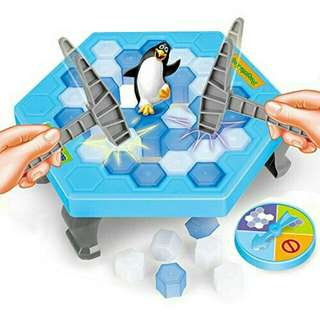 【二手】拯救企鵝桌遊