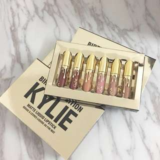 Kylie Cosmetics birthday edition