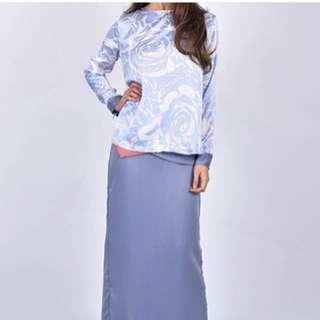 The Calice Lily Abstract Kurung #MidNovember50
