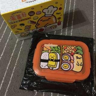 蛋黃哥耐熱玻璃保鮮盒