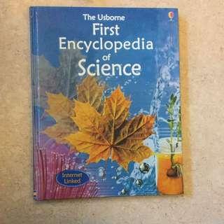 Usborne animal encyclopedia