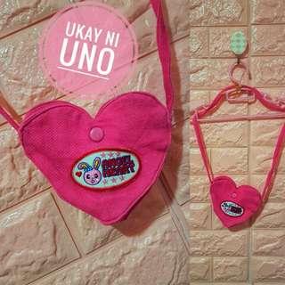 💟Baby Girl Heart Bag