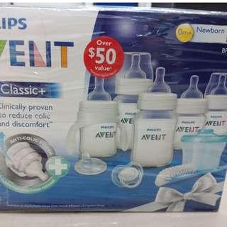 Philips Avent-Newborn Starter Set-Classic+ (SCD364/01)