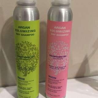 Argan voluminous dry shampoo