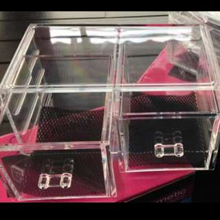 READYSTOCK 2 DRAWER MAKEUP ORGANIZER