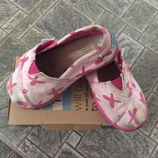 Toms Pink