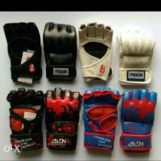 Mma gloves boxing gloves