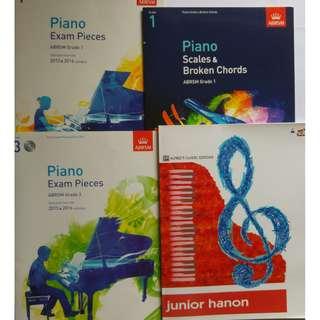 ABRSM Piano Books