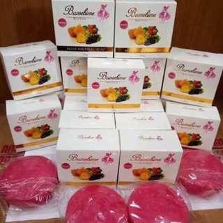 Bumibime whitening soap