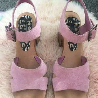Gorman pink heels size 38