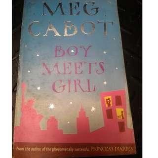 Boy Meets Girl (Novel Meg Cabot)