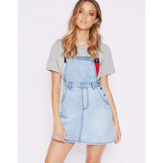 Popcherry Denim Dress Size S $41.99 (RRP $59.99)