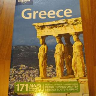 Lonely planet - Greece