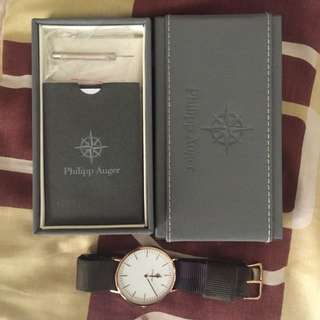 Philipp Auger Mens Watches