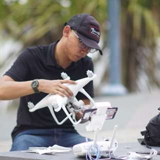 DJI Phantom 4 Advance (nego)