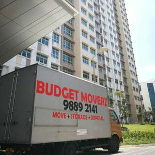Budget Moverz Unlimited FREE BOXES!!!