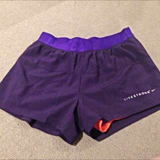 Nike Live strong Shorts