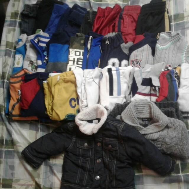 12-24months boy clothes♡