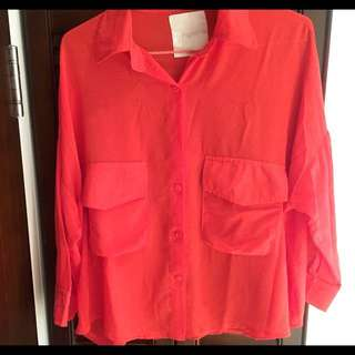 Mandarin Orange Shirt #BlackFridaySale