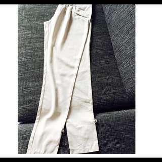 Cream Office Pants #BlackFridaySale