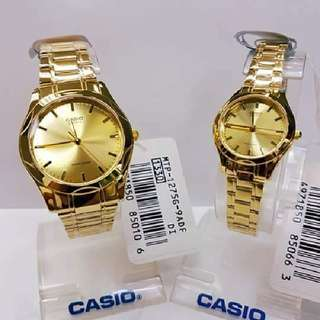 Casio Couples Watch Vintage And Classic For Sale!
