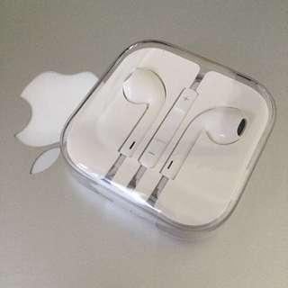 🚚 Apple iPhone 耳機 原廠耳機