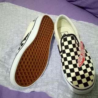 Original Vans Checkerboard